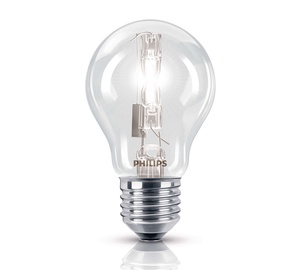 Halogeninė lempa Philips A60, 70W, E27, 2800K, 1200lm