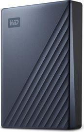 Жесткий диск Western Digital WDBFTM0050BBL-WESN, HDD, 5 TB, синий/черный
