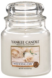 Yankee Candle Classic Medium Jar Wedding Day 411g