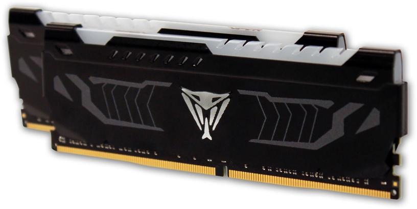 Patriot Viper LED Series 16GB 3600MHz CL16 DDR4 KIT OF 2 PVLW416G360C6K