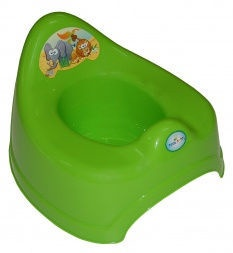 Tega Baby Safari Potty SF-001 Green