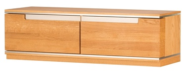 TV galds Szynaka Meble Torino 24 Oak, 1200x420x370 mm
