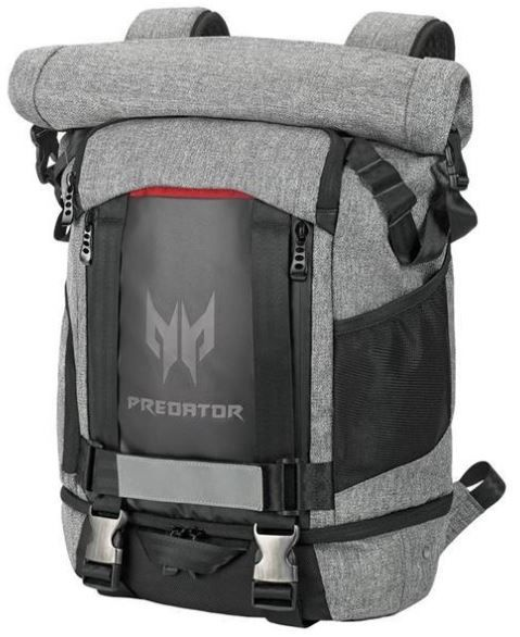 "Acer Notebook Backpack for 15.6"" Grey/Black"