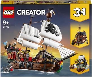 Конструктор LEGO® Creator Пиратский корабль 31109