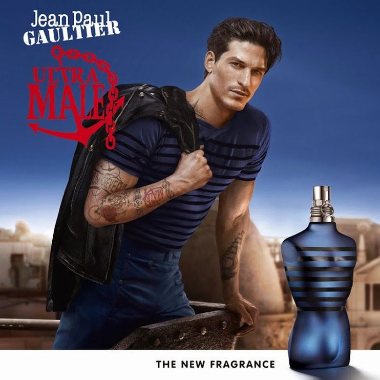 Tualetes ūdens Jean Paul Gaultier Ultra Male 125ml EDT