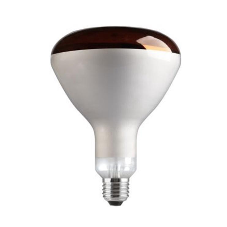 Spuldze sildīšanai Infrarub, 250W, ar reflektoru