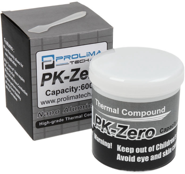 Prolimatech PK-Zero 600g Thermal Compound