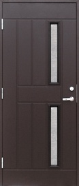 Lauko durys Viljandi Lydia 2x1R, 2088 x 990 mm, kairinės