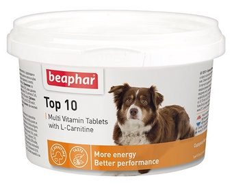 Beaphar Top 10 for Dogs 180 Tablets