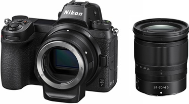Nikon Z7 + 24-70mm f4 + FTZ Adapter Kit
