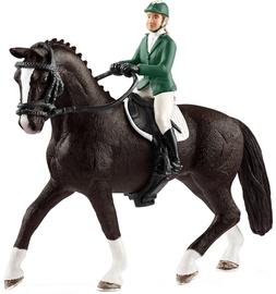 Žaislinė figūrėlė Schleich Showjumper With Horse 42358