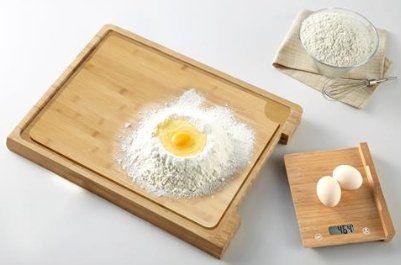 Elektrooniline köögikaal Omega PCBZB03, pruun