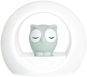 Zazu Nightlight Lou The Owl Grey