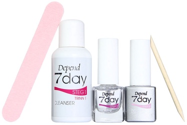 Depend 7day Hybrid Polish Starter Kit