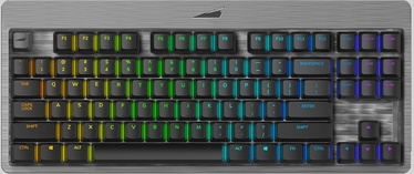 Клавиатура Mountain Everest Core TKL Cherry MX EN, серый