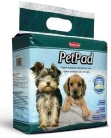 Пеленки Padovan PetPad Quilted Absorbent Pads For Dogs 60x60cm 10pcs