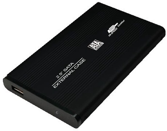 "Logilink UA0041B 2.5"" HDD Enclosure Black"