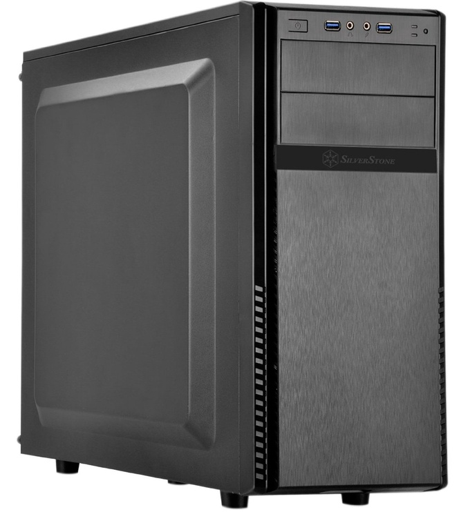 SilverStone Precision PS11 Middle Tower SST-PS11B-Q