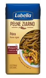 Pilno grūdo makaronai Lubella Penne Rigate, 400 g