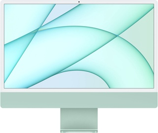 "Стационарный компьютер Apple iMac / MGPJ3ZE/A / 24"" Retina 4.5K / M1 8-Core GPU / 8GB RAM / 512GB Green LT"