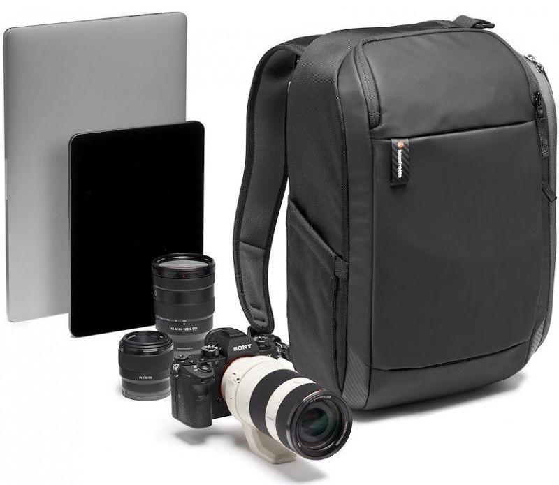 Manfrotto Advanced 2 Hybrid M Camera Backpack MB MA2-BP-H Black