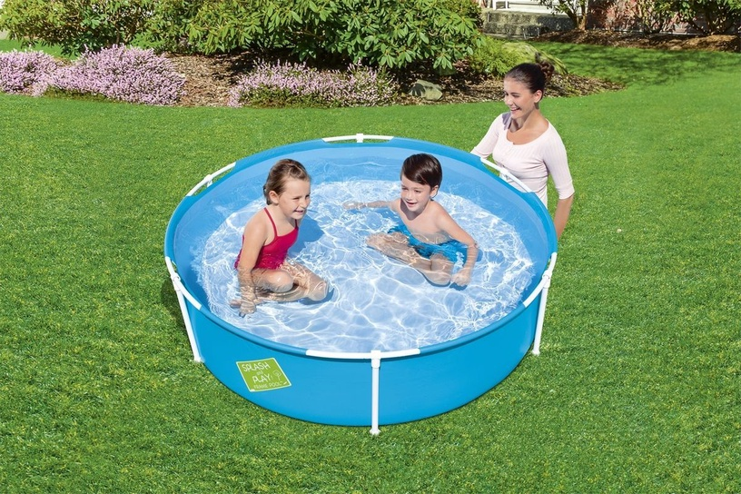 Bestway Splash And Play Frame Pool 56283
