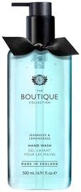 The English Bathing Company Boutique Hand Wash 500ml Sea Breeze & Lemongrass