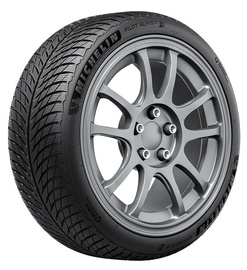 Žieminė automobilio padanga Michelin Pilot Alpin 5, 245/40 R18 97 W XL E B 68