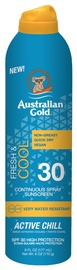 Australian Gold Fresh & Cool Continuous Spray Sunscreen SPF30 177ml