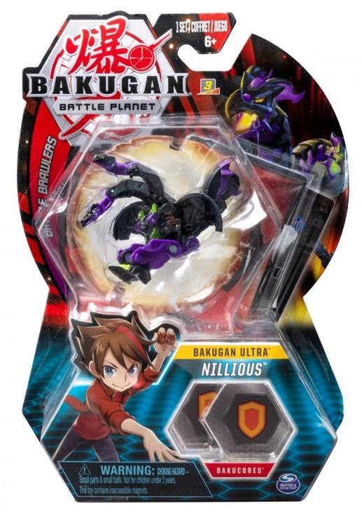 Spin Master Bakugan Battle Planet Ultra Nillious