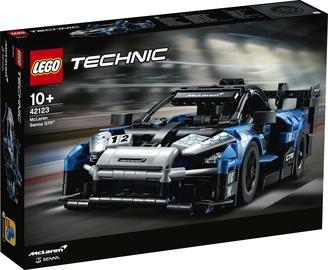 KON.LEGO TECHNIC MCLAREN SENNA GTR 42123