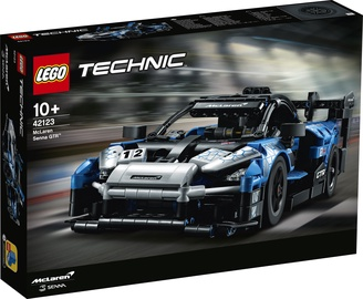 Konstruktorius LEGO Technic McLaren Senna GTR 42123
