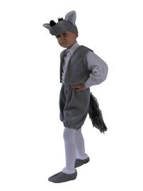 Vilko karnavalinis kostiumas