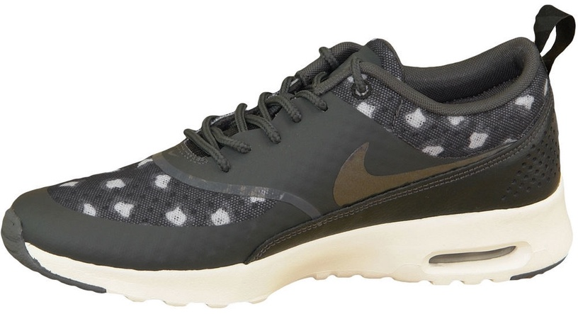 Nike Sneakers Air Max Thea Premium 599408-008 Black 38.5