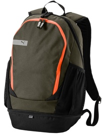 Puma Backpack Vibe Forest Night 075491 03 Olive