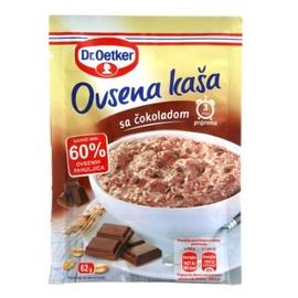 Avižinė košė Dr. Oetker, su šokoladu, 62 g