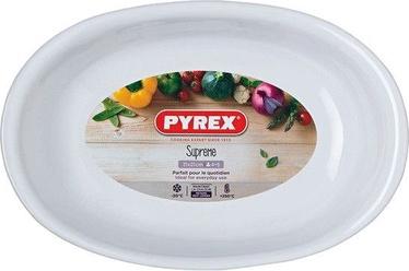 Pyrex Supreme Ceramic Roaster Oval 31x21cm