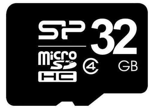 Silicon Power 32GB Micro SDHC Class 4