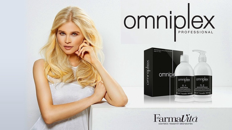 Farmavita Omniplex N. 1 Bond Maker 100ml + 100ml N. 2 Bond Reinforcer