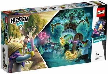 Konstruktorius LEGO®Hidden Side 70420 Kapinių paslaptis