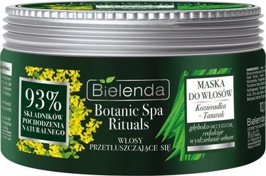 Kaukė plaukams Bielenda Botanic Spa Rituals Fenugreek + Calamus, 300 g