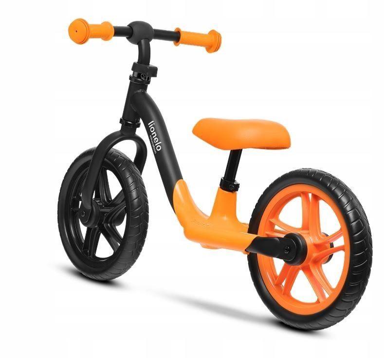 Lionelo Alex Balance Bike Orange