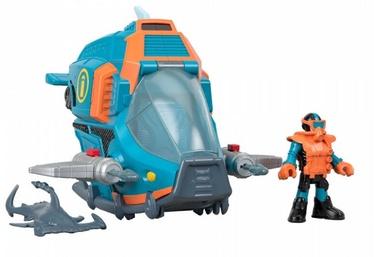 Mattel Imaginext Deep Sea Shark Sub
