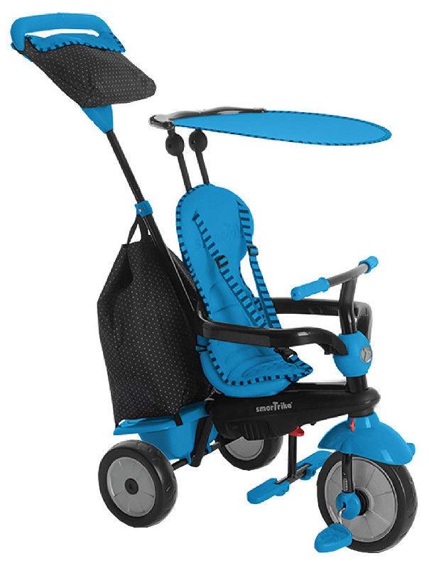 fd5d9cc9299 Smartrike Baby Trike Glow 4in1 Blue