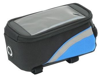 CarCommerce Frame Bag w/ Phone Case Black/Blue