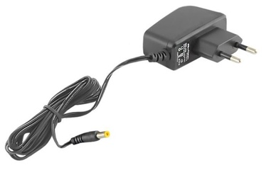 Qoltec AC Adapter 1A 5.5 x 2.5 / Euro Black