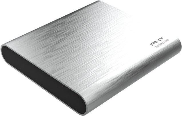 PNY Pro Elite 250GB Type-C SSD Silver