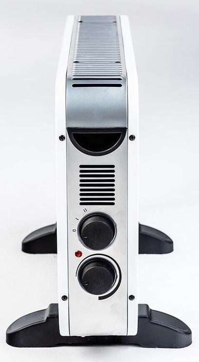 Konvekcinis radiatorius Ravanson CH-9000 White, 2000 W