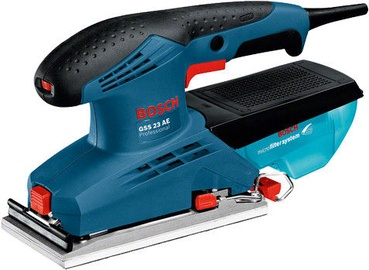 Bosch GSS 23 AE Orbital Sander with Suitcase