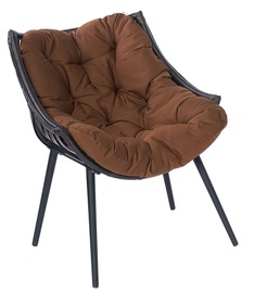 Masterjero Loft Lounge Chair Brown